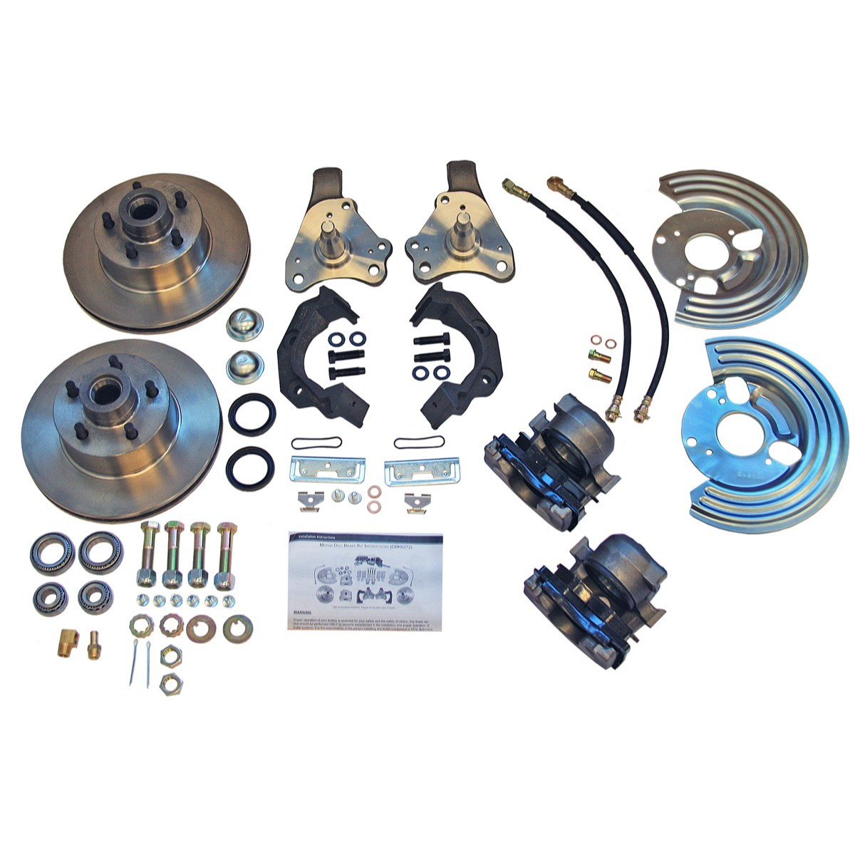 1966-70 Mopar B-body, 71-74 Mopar B-body, 70-74 Mopar E-body Disc Brake  Lower Conversion Kit