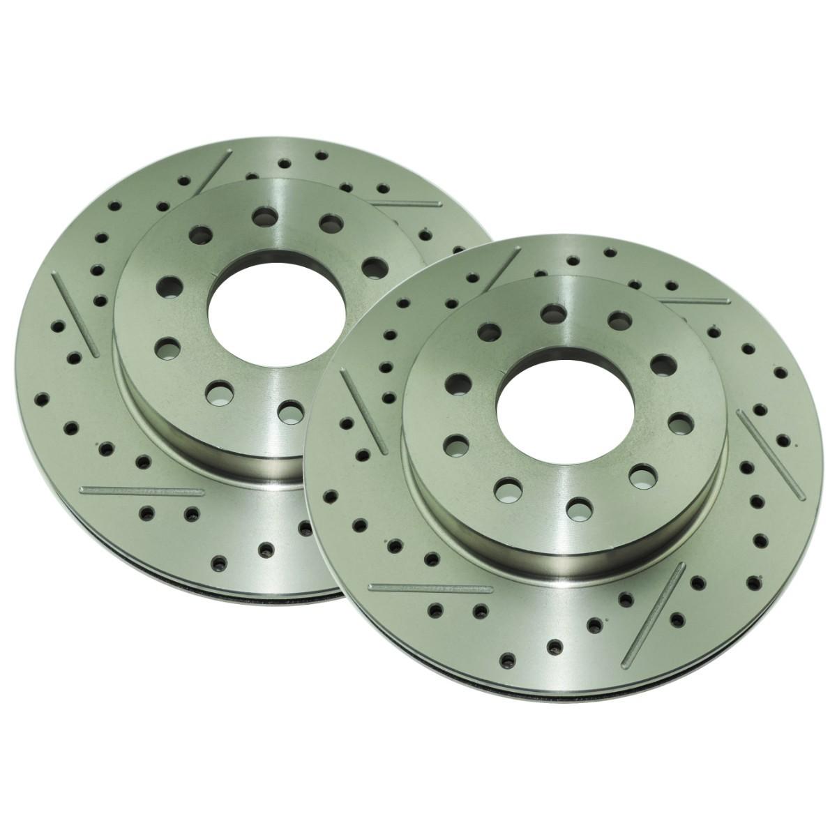 78-88 G-body Master Cylinder to Proportioning Valve Brake Lines OEM Steel 2pc